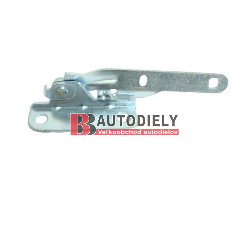 OPEL INSIGNIA 11/2013- Zadní brzdové destičky, SADA /výrobce FEBI/ - 106,4 mm délka