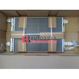 VW GOLF V PLUS 1/05-1/09- Chladič klimatizácie /pre všetky typy/ -NRF
