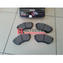 SEAT INCA 7/95-6/03- Predné platničky, sada /PROTECHNIC/