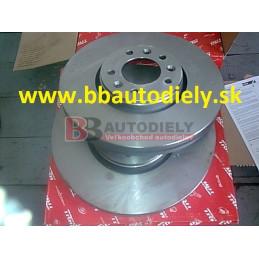 ALFA ROMEO 156 9/03- Chladič klimatizace /pro všechny typy/