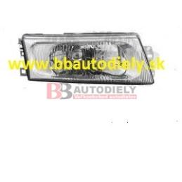 Alfa Romeo 166 9/98-9/03- Přední mlhovka levá