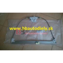 FIAT DOBLO 5/01-2010- Mechanismus stahování okna Levý - mechanický
