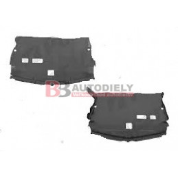 NISSAN PRIMERA 3/02- Kryt pod motor /Diesel/