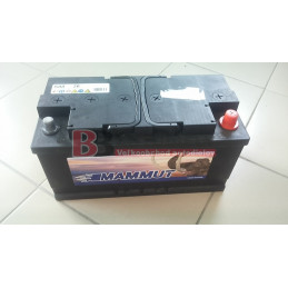 MAMMUT 12V 88Ah-640A