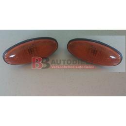 NISSAN ALMERA N16 5/00-8/02- boční směrovky SADA /elipsový tvar/