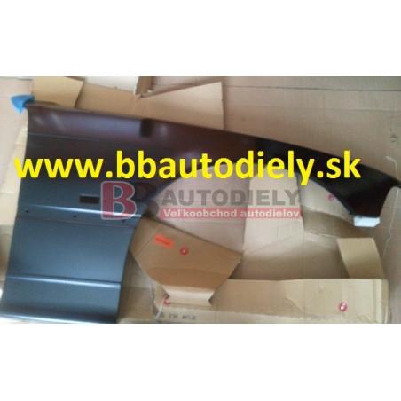 Alfa Romeo 166 9/98-9/03- SADA přední brzdové destičky /zn A.B.S./