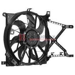 Ventilátor chladiče  /1,6-1,8/- 390mm/250W