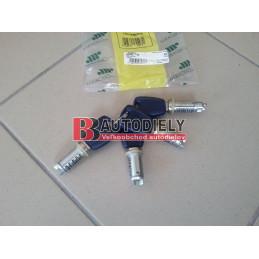FIAT DOBLO 5/01-2010- Súprava zámkov + kľúče