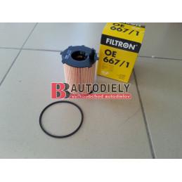 Olejový filtr /pro motor 1,6HDi/-