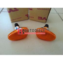 ALFA ROMEO 145/146 6/94-12/00- SADA Bočné smerovky L+P /oranžová/