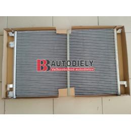 Alfa Romeo 147 10/00- Chladič klimatizace /pro 1,9JTD /74-85KW/ typ VALEO