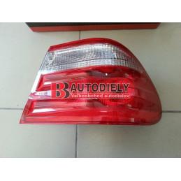 MERCEDES BENZ E W210 8/99-2/02- Zadné svetlo pravé - vonkajšie/SDN/