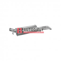 Audi A4 10/94-2/99- Zadný diel výfuku pre 2,5TDi /SDN aj KOMBI/