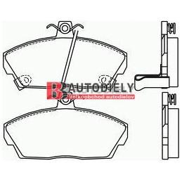 MITSUBISHI L200 12/05- Přední podblatník/nadkolí, Levý /zadní část/