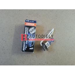 žiarovka H3 - 12V/55W /OSRAM/ -PK22S NBR Unlimited